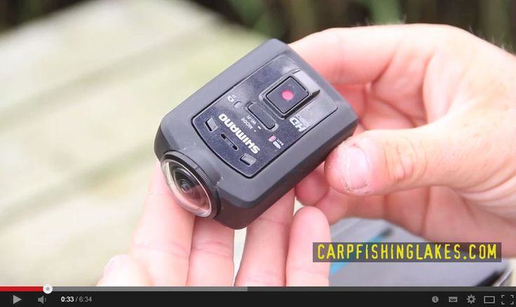 Shimano CM1000 Sports Camera - Shimano's new Sport Camera - the CM1000 - will be hitting the tackle shops any day now. This ultra compact point of view camera is a great tool for re... Check more at http://carpfishinglakes.com/shimano-cm1000-sports-camera/