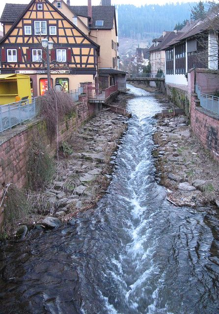 Kinzigtal, Black Forest, Germany