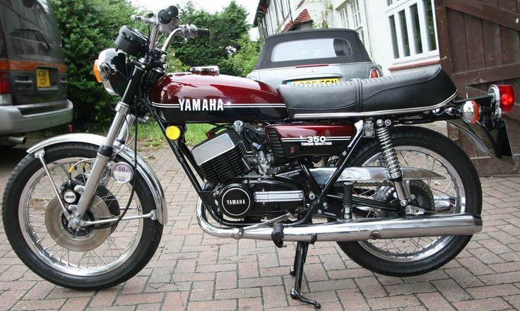 Yamaha RD350A