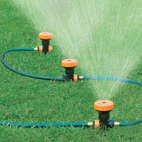 Portable Sprinkler System Sprinklers Pinterest Sprinkler