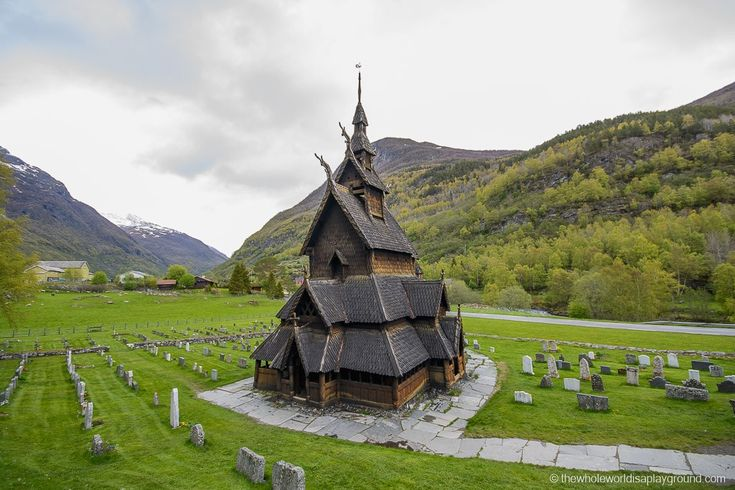 Norway Ultimate Must See Sights Road Trip-47