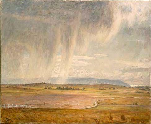 Prins Eugen, Det regnar på Omberg, 1925