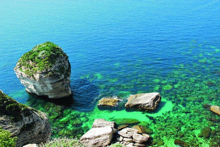 Magnifique rivage de Corse #croisiere  #voyage  #croisierenet.com  #Corse  #Corsica #croisièreméditerrannée