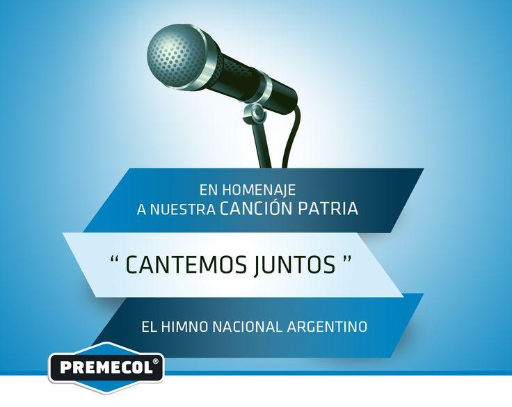 11 de Junio. Día del Himno Nacional Argentino