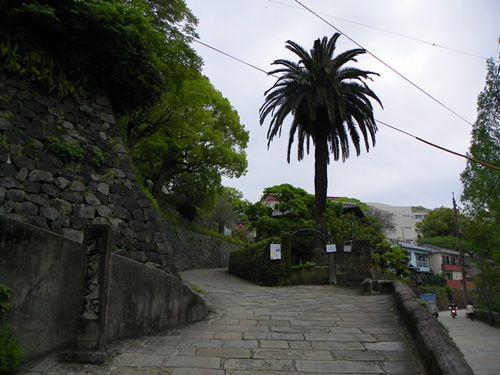 Ordinary Nagasaki today.