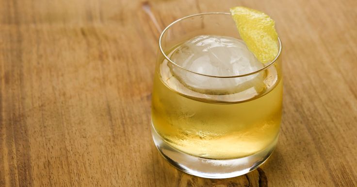 Rusty Nail Cocktail -- It's a classic for a reason.