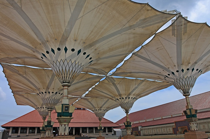 Central Java Grand Mosque, Indonesia