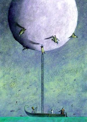 Distance of the Moon, Gianni De Conno