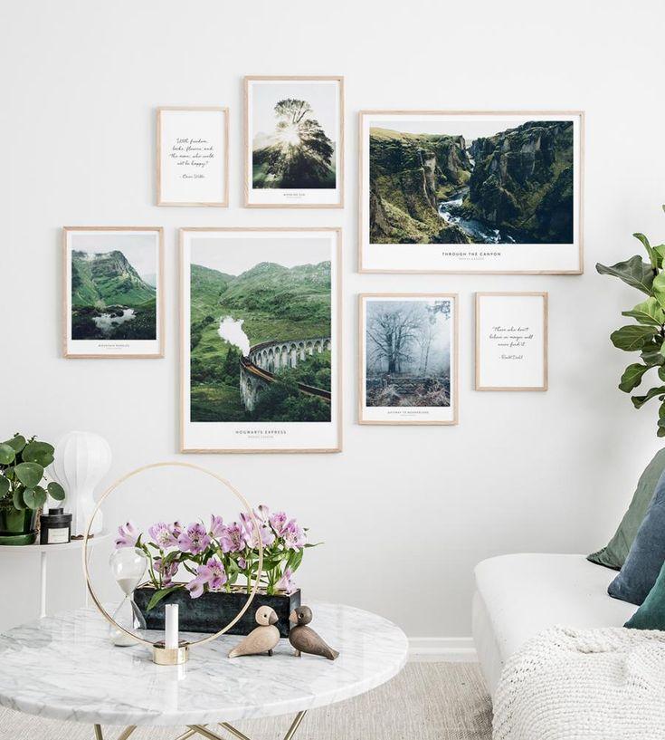 Köp trendiga posters och ramar online på Poster Store! Låt dig inspireras av våra förslag på kombinationer av posters och ramar. Leverans 1-3 dagar.