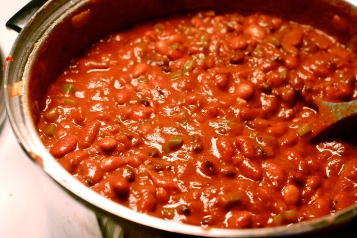 Ground Beef Chili Recipe | Foodie | Pinterest | Chili, All ...