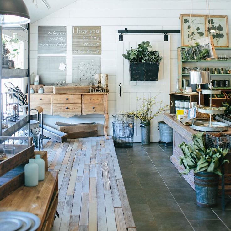 Jonna Gaines New Store As Usual Beautiful Design