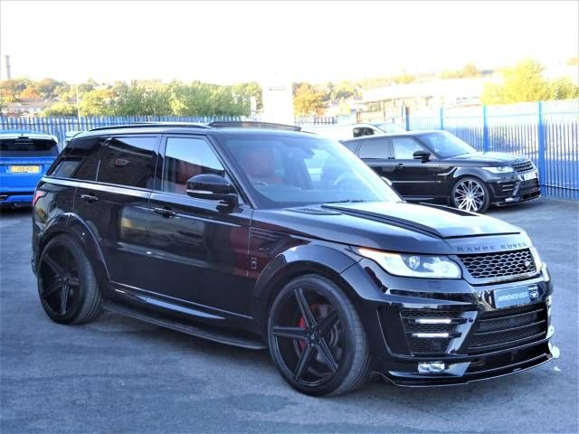 Cheap Land Rover Range Rover Sport 3 0 Sdv6 Autobiography Dynamic 5dr Auto Svrr Widebody Stage 4 Red Leather 2014 4 In 2021 Range Rover Range Rover Sport Land Rover