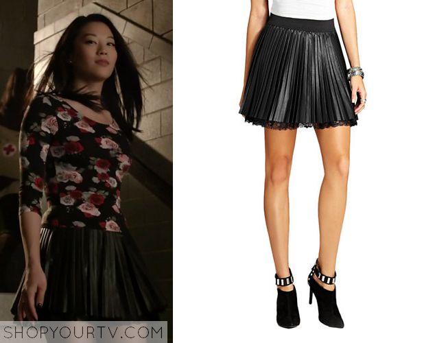 26 best My Favorite Kira Yukimura Outfits images on Pinterest | Teen wolf fashion Teen wolf ...