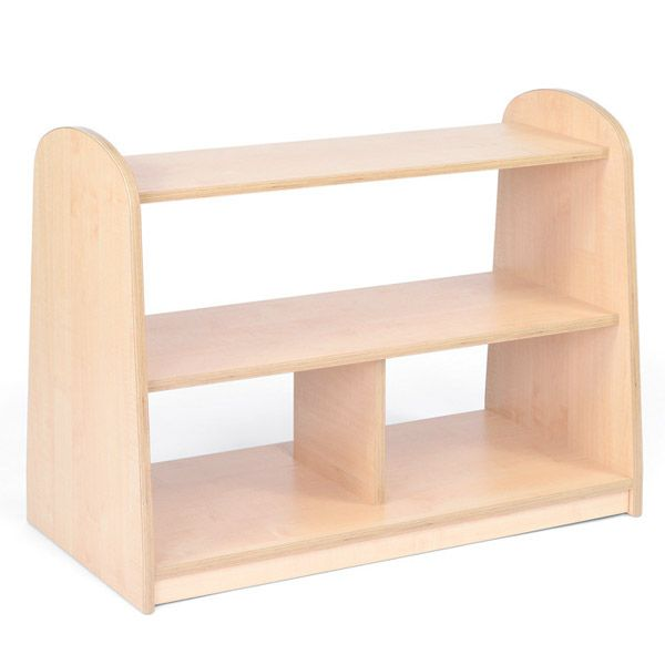 Low Level Open Shelving Unit My Clroom