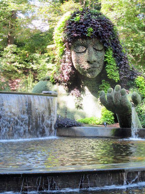 Earth Godess Atlanta Botanical Garden