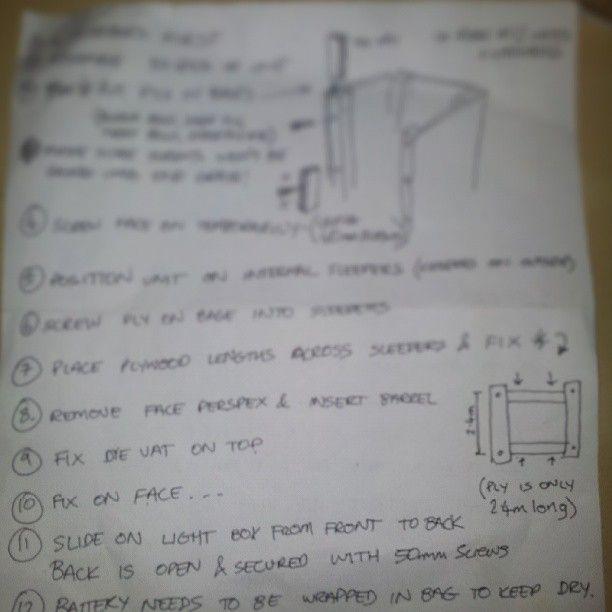 prep notes