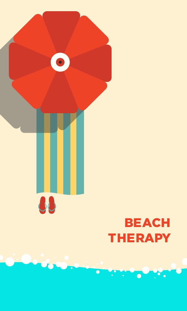 A day at the beach. It's cheaper than a therapist and a lot more fun! Whether your beach is nearby or in a land far, far away, get the beach towels, swimsuits, beach bags, flip-flops and beach umbrellas you want—all at Kohl's!