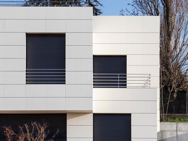 M s de 25 ideas incre bles sobre fachadas ventiladas en - Fachadas viviendas unifamiliares ...