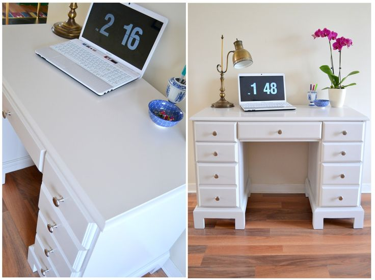 The 25+ Best White Desk With Drawers Ideas On Pinterest | White Desk  Organiser With Drawers, White Vanity Desk With Lights And Makeup Desk With  Mirror