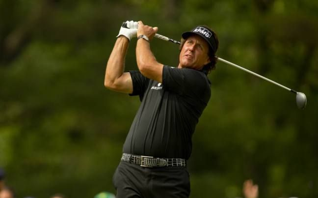 Putting Family First: Phil Mickelson Drops Out of U.S. Open