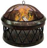 Landmann - Bartow Fire Pit - Antique Bronze