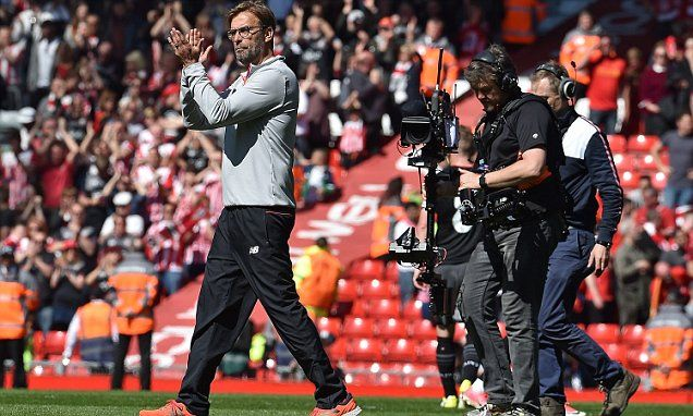 Liverpool FC news: Jurgen Klopp blames 'dry' Anfield