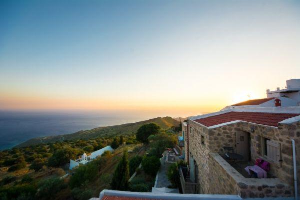 Fantastic view from Nikia village
