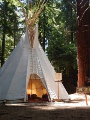 Camp Navarro | Disappear into this 200-acre camp retreat. Photographer: Courtesy of Camp Navarro