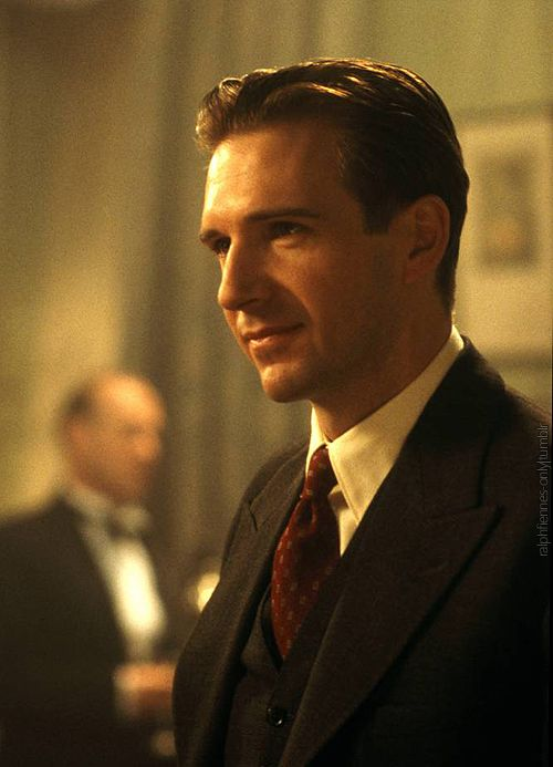 Ralph Fiennes in The End of the Affair (1999)