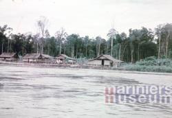 Nederzetting aan de Digoelrivier, 1959