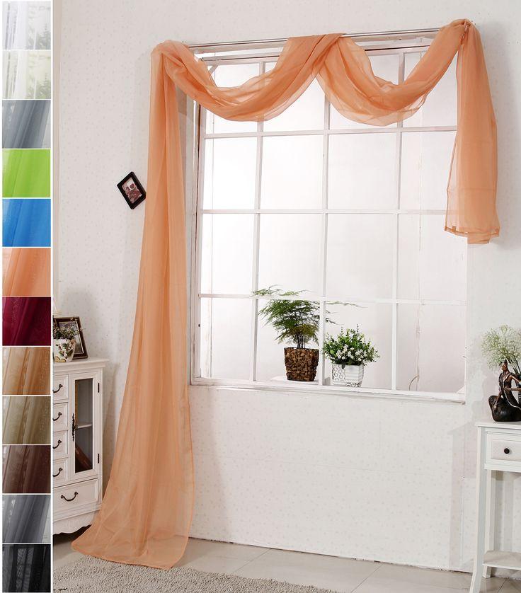 36 besten gardine vorhang bilder auf pinterest gardinen vorh nge haushalte und stehen. Black Bedroom Furniture Sets. Home Design Ideas