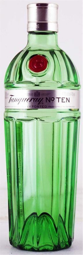 Tanqueray No. 10 Gin (1 x 700mL), UK.