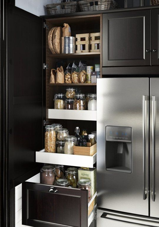 Best 25+ Ikea Kitchen Organization Ideas On Pinterest | Ikea Kitchen  Planning, Ikea Storage Cupboards And Ikea Kitchen