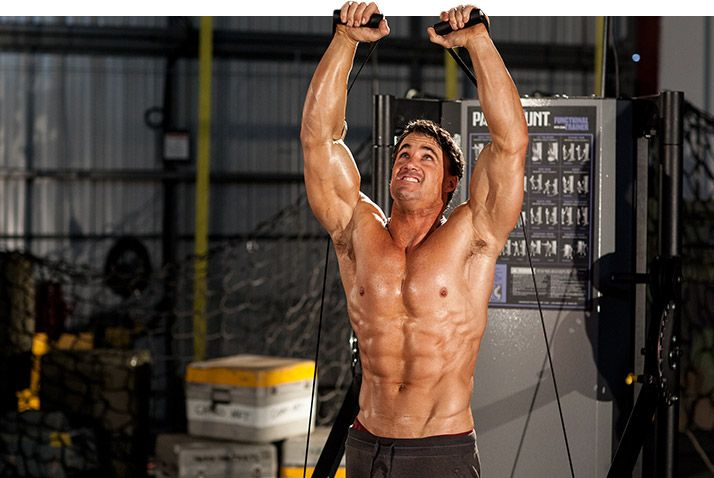 greg plitt chest workout mft28