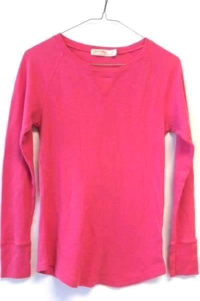9ebd82b242b Womens Long Sleeve Shirt Pink by Faded Glory Size S(4-6)  fashion ...