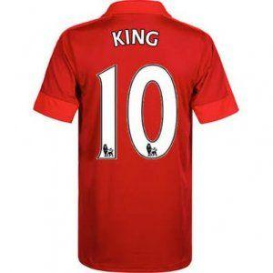 16-17 Leicester City Cheap Away King #10 Replica Football Shirt [I00294]