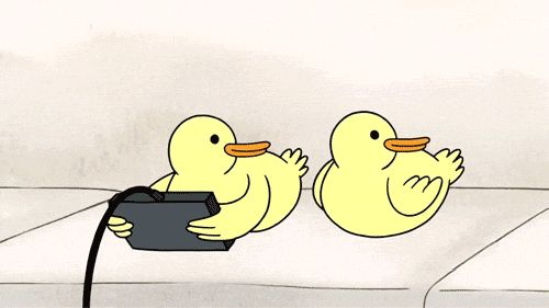 Regular Show Baby Ducks Gif 227