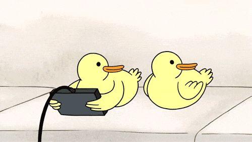 Regular Show Baby Ducks Gif 227
