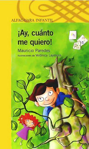 Libros infantiles de Mauricio Paredes