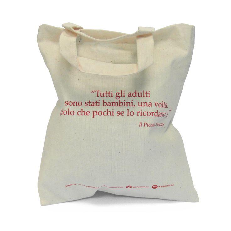 #shoppingbag #DeAgostini #promotionalitems #madeinsadesign #becreative #merchandising
