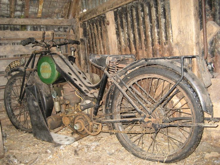 Indian Motorcycles 2015 >> Royal enfield vintage motorcycle 1927 barn find | Barn ...