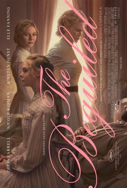 L'inganno è un film drammatico, thriller del 2017, diretto da Sofia Coppola, con Elle Fanning e Kirsten Dunst.