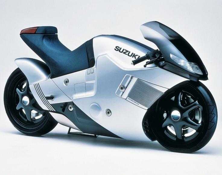 Suzuki Nuda Concept Bike (1987)