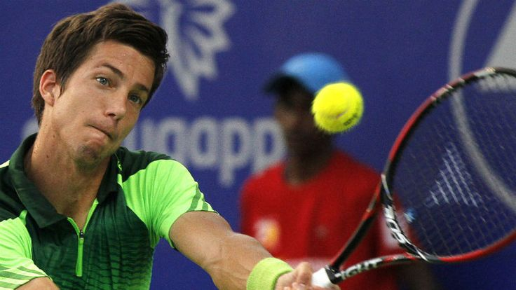 Benoit Paire vs Aljaz Bedene ATP Chennai Live Tennis Score