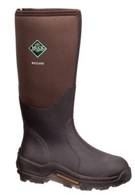 The Original Muck Boot Company Wetland Waterproof Boots for Men - 12 M