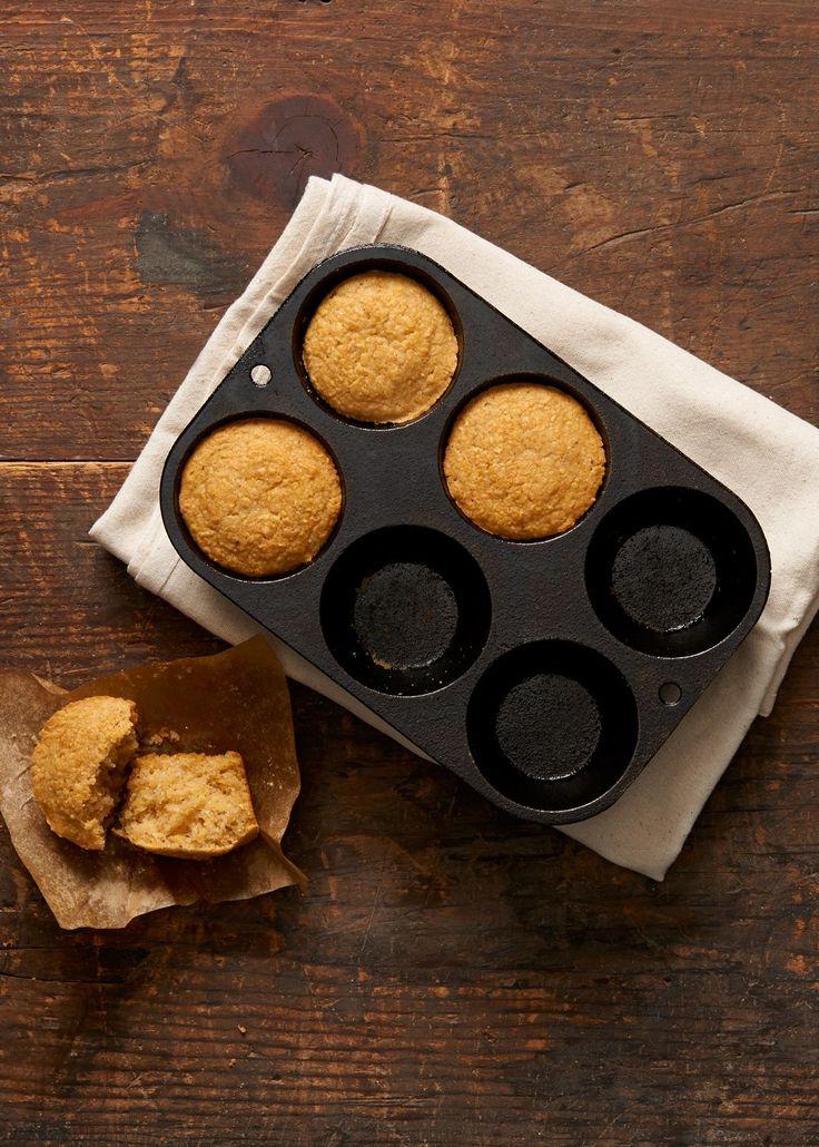 Cast Iron Muffin Pan | Rodale's | Organic bread recipe ...