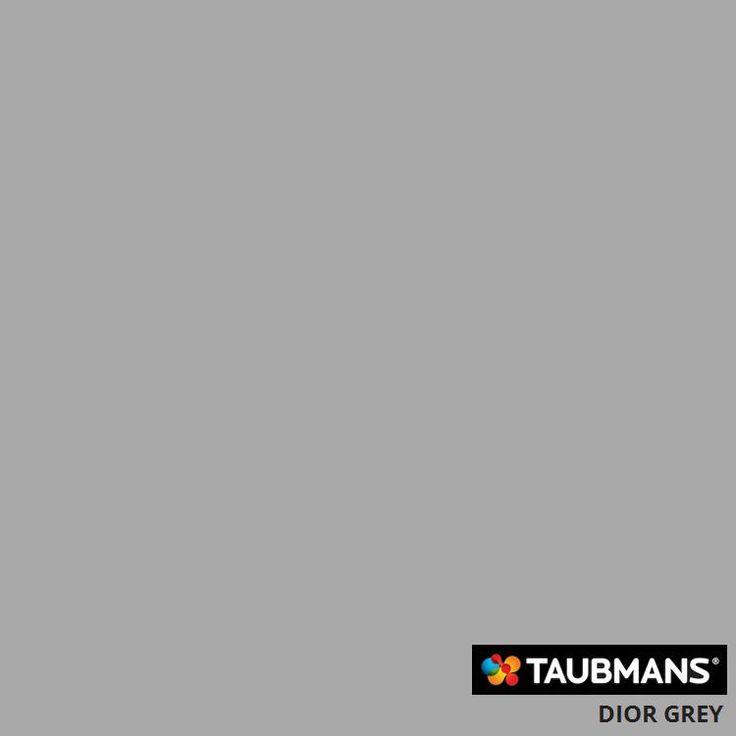#Taubmanscolour #diorgrey