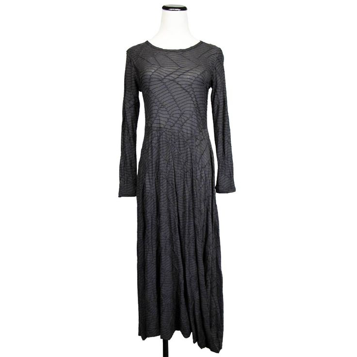 Andrea Dress in Ash by Comfy USA