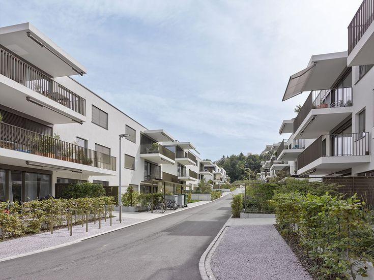 Olten, Switzerland by bbz landschaftsarchitekten