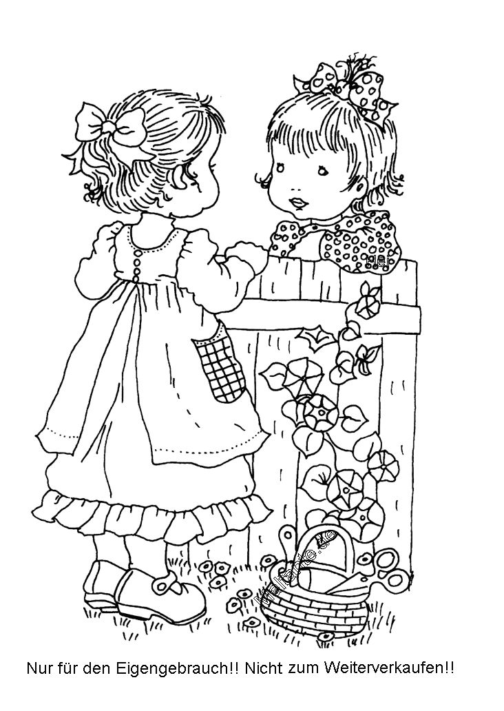 281 best Sarah Kay images on Pinterest | Holly hobbie, Coloring ...